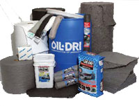 Oil-Dri clay absorbents have always been a 100% all-natural earth ...